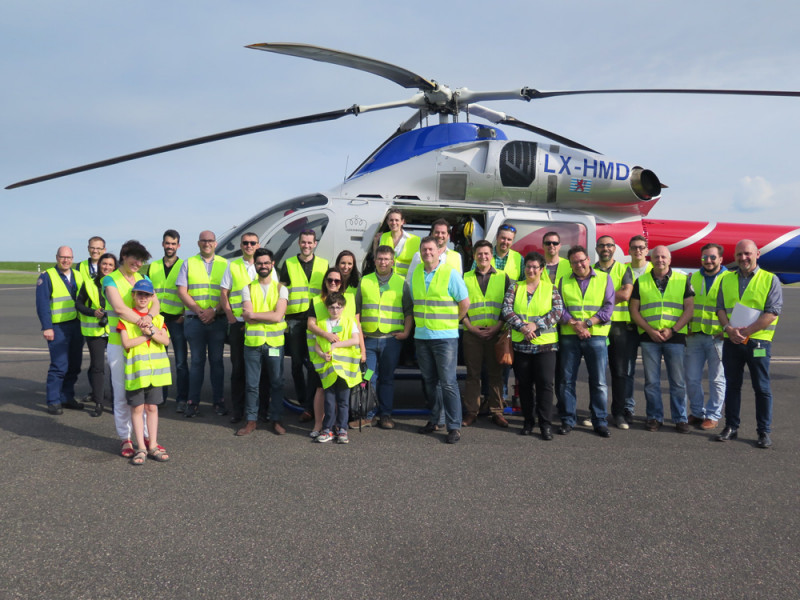 JHL - Visite Air Rescue